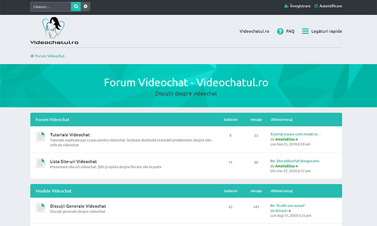 ForumVideochatul
